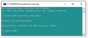 Clear Your DNS Cache- Increase Internet Speed