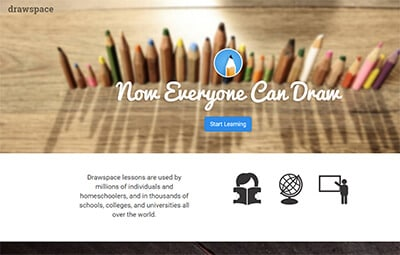 Drawspace- Websites That Will Make You Smarter