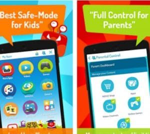 KIDO'Z Play Mode - Android Parental Control