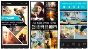 PicGrid - Photo Collage Maker 1