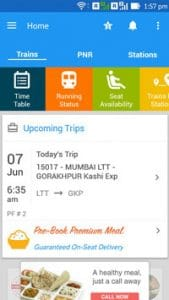 Rail Yatri- PNR Status & Indian rail info-Best Railway Android Apps