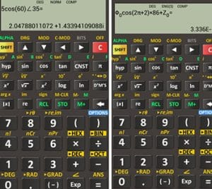Scientific Calculator-Best Android Apps to Solve Math Problems