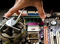 fit ram in motherboard- Common PC Problems and their solutions